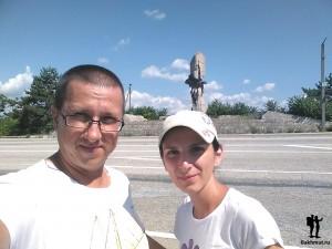 Памятников в Крыму много