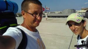 Солнце в Севастополе палило нещадно