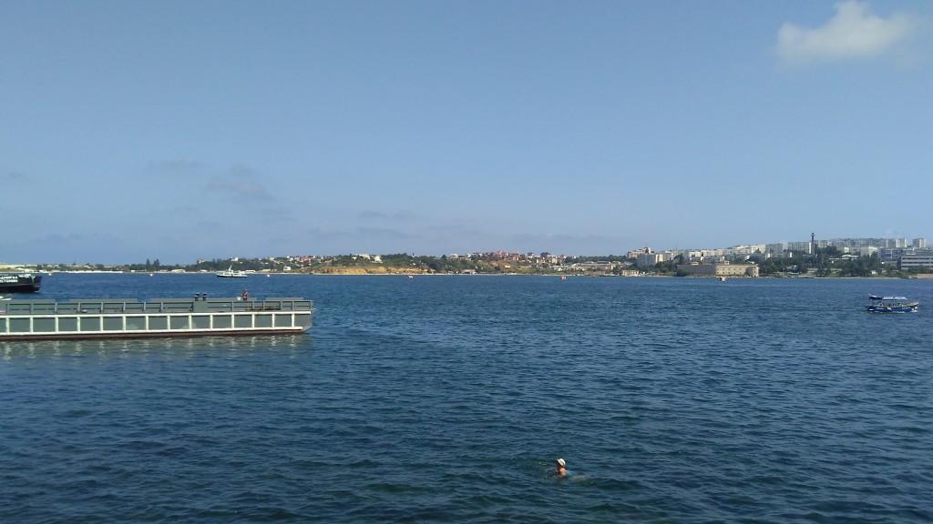 Чёрное море Севастополя