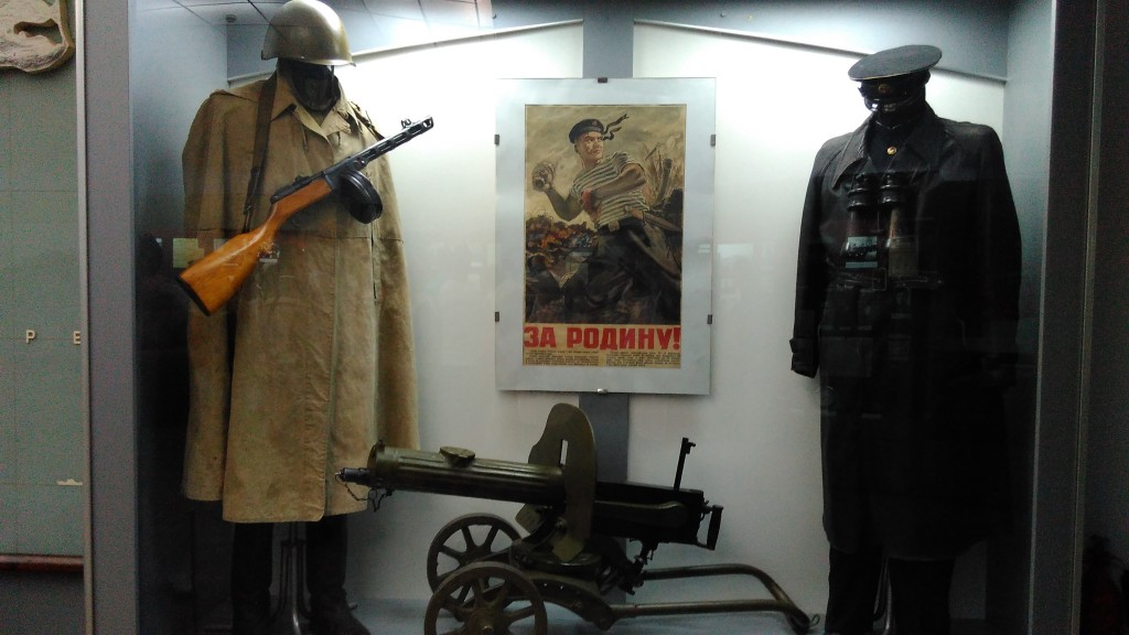 Предметы экспозиции музея