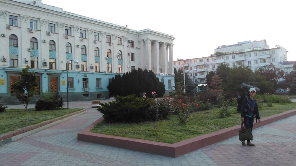 Симферополь. Площадь Ленина