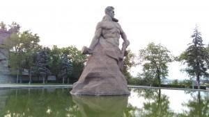 Лицо героя - лицо маршала Чуйкова