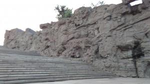 Стена-руина