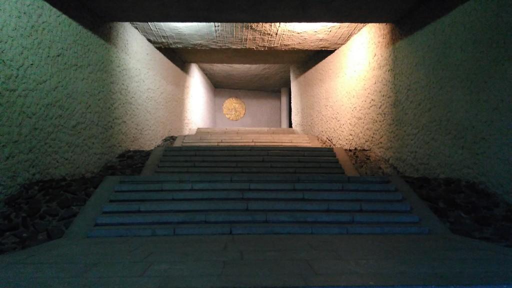 Вход в Зал Воинской Славы