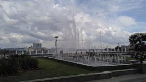 Комплекс фонтанов, Казань