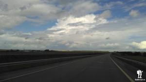 Автостоп и новая дорога