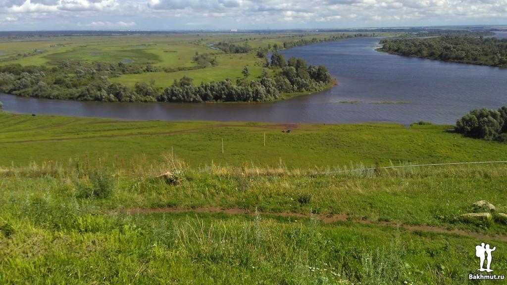 Елабуга. Река Кама