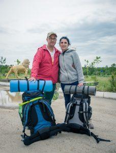 Путешествие автостопом из Владивостока в Севастополь