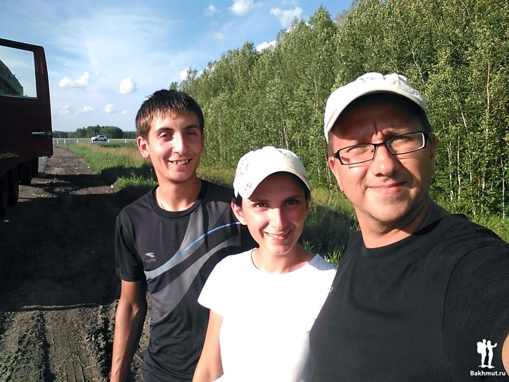 Евгений, Камаз и мы :)